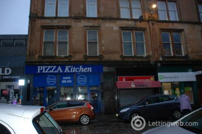 Property to rent in West Blackhall Street, GREENOCK UNFURNISHED