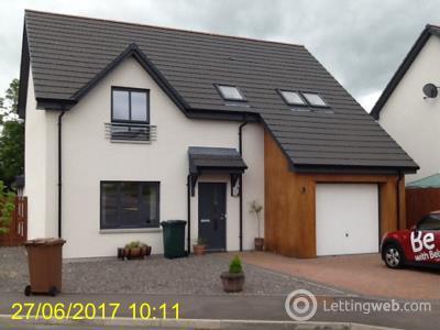 Property to rent in Culzean Road, Elgin, Moray, IV30 8TA