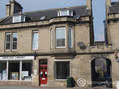 Property to rent in High Street, Aberlour, Moray, AB38 9QA