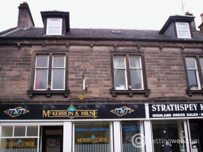Property to rent in New Street, Rothes, Moray, AB38 7DQ