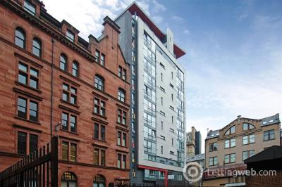 Property to rent in HOLM STREET, GLASGOW, G2 6SY