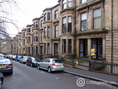 Property to rent in BOWMONT TERRACE, GLASGOW, G12 9LP