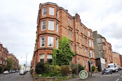 Property to rent in SHAKESPEARE STREET, GLASGOW, G20 8LF