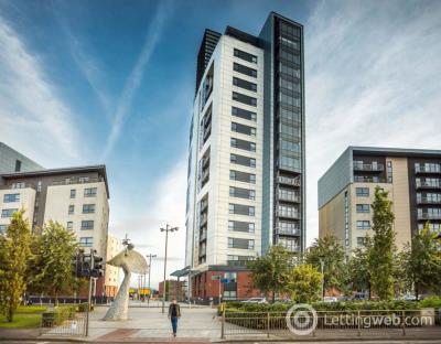 Property to rent in MEADOWSIDE QUAY SQUARE, GLASGOW, G11 6BS