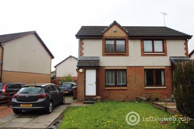 Property to rent in BEN VORLICH DRIVE, GLASGOW, G53 7PF