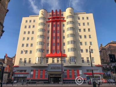 Property to rent in SAUCHIEHALL STREET, GLASGOW, G2 3JW