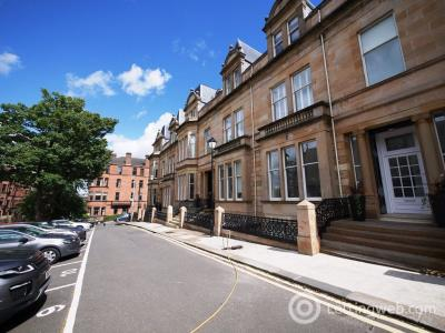 Property to rent in LILYBANK TERRACE, GLASGOW, G12 8RX