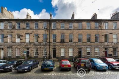 Property to rent in 9/4 Great King Street, New Town
