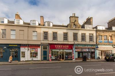 Property to rent in 25 Queensferry Street, West End