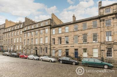 Property to rent in Drummond Place, New Town, Edinburgh, EH3 6PJ