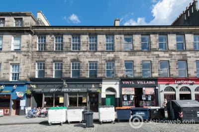 Property to rent in Elm Row, Broughton, Edinburgh, EH7 4AA