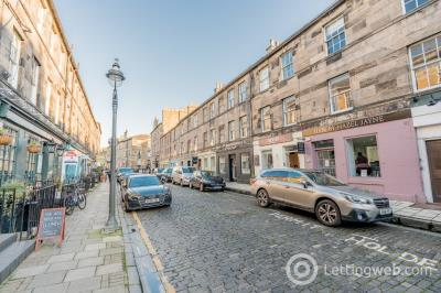 Property to rent in William Street, West End, Edinburgh, EH3 7NH