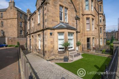 Property to rent in Marchmont Crescent , Marchmont, Edinburgh, EH9 1HF
