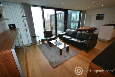 Property to rent in Simpson Loan, Central, Edinburgh, EH3 9GF