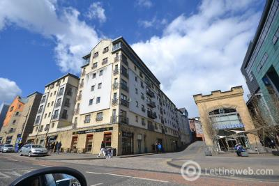 Property to rent in Park Gate, Holyrood, Edinburgh, EH8 8PD
