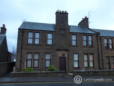 Property to rent in Flat 3B, 26 Brechin Road, Forfar
