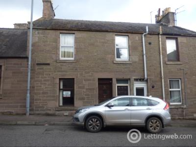 Property to rent in 44 John Street, Forfar, Angus, DD8 3EZ
