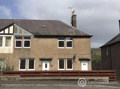 Property to rent in Wood Street, Galashiels, Borders, TD1 1QY
