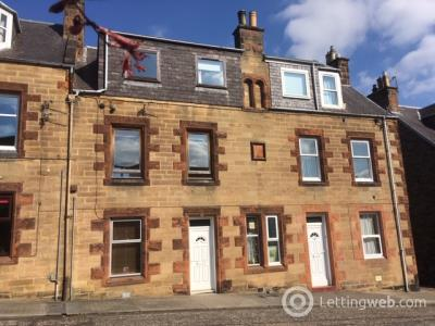 Property to rent in Thistle Street, Galashiels, Scottish Borders, TD1 1LX