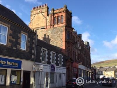 Property to rent in High Street, Galashiels, Scottish Borders, TD1 1RZ