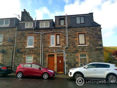 Property to rent in Woodside Place, Galashiels, Scottish Borders, TD1 1RE