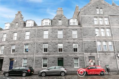 Property to rent in Flat 1, 59 Baker Street, Aberdeen, AB25