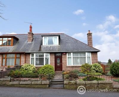 Property to rent in 44 Cairncry Road, Aberdeen, AB16