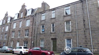 Property to rent in 23c Baker Street, Aberdeen, Aberdeenshire, AB25