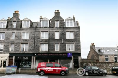 Property to rent in 323 Holburn Street, First Floor Left, Aberdeen, AB10