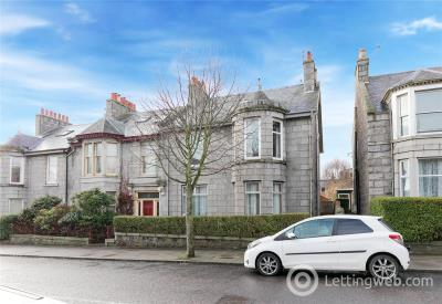 Property to rent in 103 Clifton Road, Aberdeen, AB24