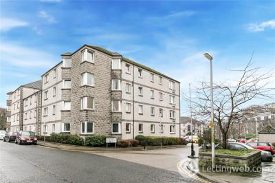 Property to rent in 1B Rosebank Gardens, Aberdeen, AB11