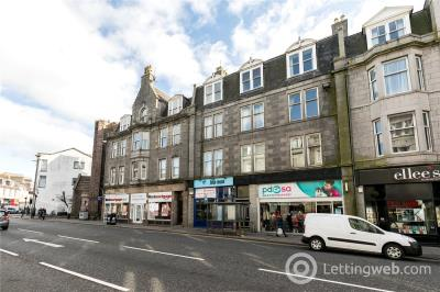 Property to rent in 13C Holburn Street, Aberdeen, AB10