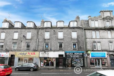 Property to rent in 201 George Street FF, Aberdeen, AB25