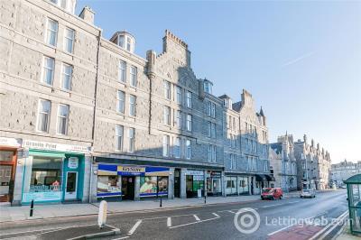 Property to rent in Flat 21, 108 Rosemount Viaduct, Aberdeen, AB25