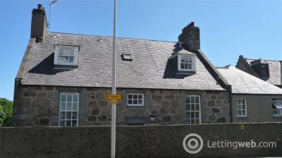 Property to rent in 30A Spital, Aberdeen, AB24