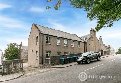 Property to rent in 30A Merkland Road, Aberdeen, AB24