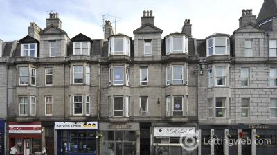 Property to rent in 31 Holburn Street, First Floor Left, Aberdeen, AB10