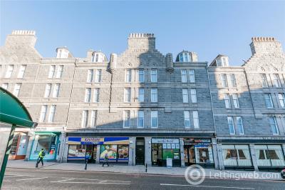 Property to rent in Flat 31, 108 Rosemount Viaduct, Aberdeen, Aberdeenshire, AB25