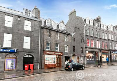 Property to rent in Flat 5, 44-46 Upperkirkgate, Aberdeen, AB10