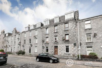 Property to rent in Flat 7, 21 Summerfield Terrace, Aberdeen, Aberdeenshire, AB24