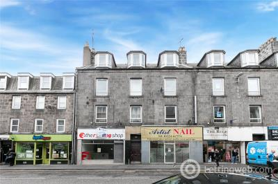 Property to rent in 195b George Street, Aberdeen, AB25