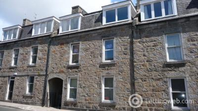Property to rent in 38b Rose Street, Aberdeen, AB10