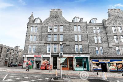 Property to rent in Flat 22, 118 Rosemount Viaduct, Aberdeen, AB25