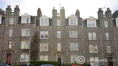 Property to rent in 8 Seaforth Road, Flat 7 (Top Floor), Aberdeen, AB24