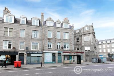 Property to rent in 50A Holburn Street, Aberdeen, AB10