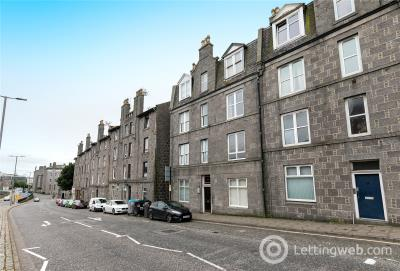 Property to rent in 21 Skene Square, First Floor Right, Aberdeen, AB25