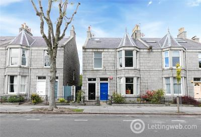 Property to rent in 50 Osborne Place, Aberdeen, AB25