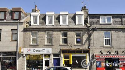 Property to rent in 282 George Street, Aberdeen, Aberdeenshire, AB25