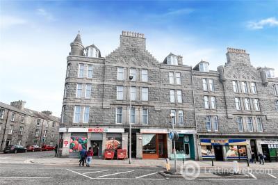 Property to rent in Flat 41, 118 Rosemount Viaduct, Aberdeen, AB25