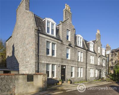 Property to rent in Flat 4, 1 Grosvenor Terrace, Aberdeen, AB25